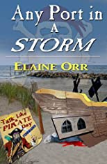 Any Port in a Storm (Jolie Gentil Cozy Mystery Series)