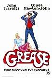 Grease Framed Poster Movie D 27 x 40 Inches - 69cm x 102cm John Travolta Olivia Newton-John Jeff Conaway Stockard Channing