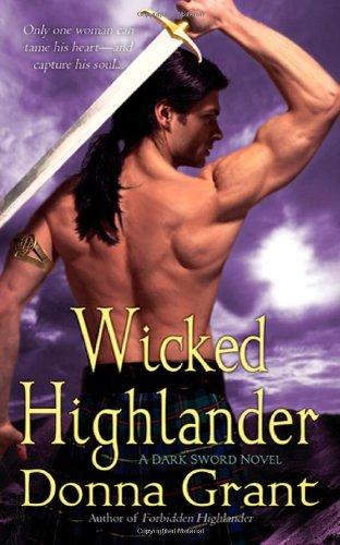 Image of Wicked Highlander: A Dark Sword Novel