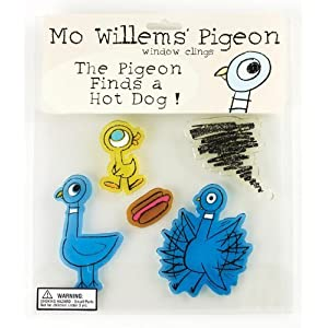 GelGems Mo Willems' Pigeon