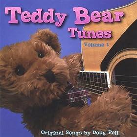 Six Little Teddy Bears