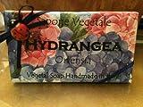Alchimia Ladybug Vegetal Handmade Soap 10.6g Made in Italy - Hydrangea