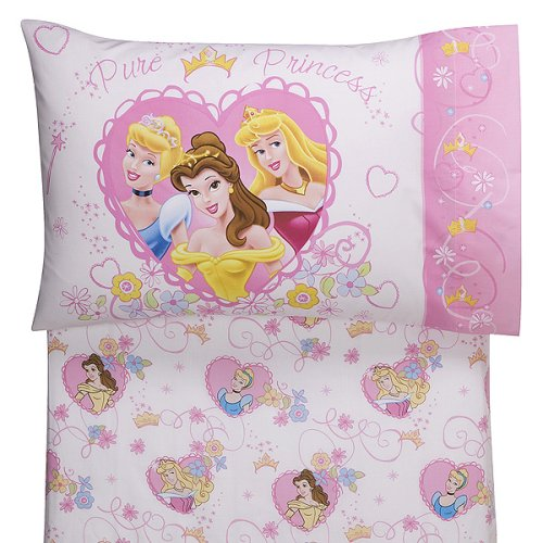 Disney Princess 2-pc. Toddler Sheet Set