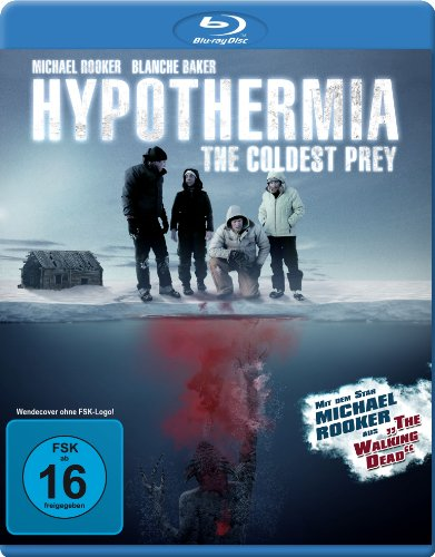 Hypothermia - The Coldest Prey [Blu-ray]