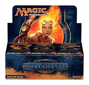 Magic The Gathering: Core Set 2014: Booster Box