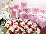 花いちごのアイス
