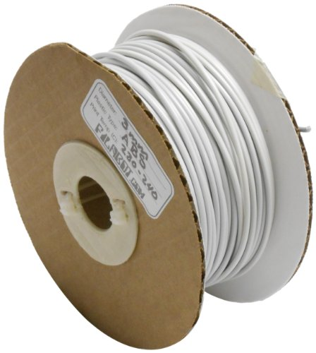 Filabot ABS Plastic 3D Printing Filament, 3 mm Diameter, Gray, 1 lb Spool
