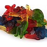 Haribo Gummi Dinosaurs - 5lb Factory Sealed Bag