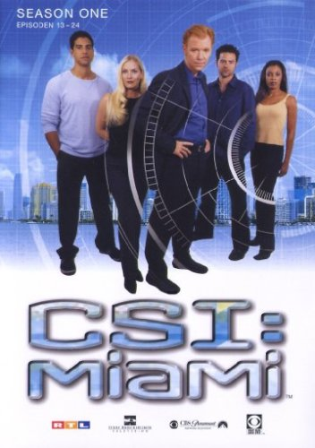 CSI: Miami - Season 1.2 (Amaray) [3 DVDs]