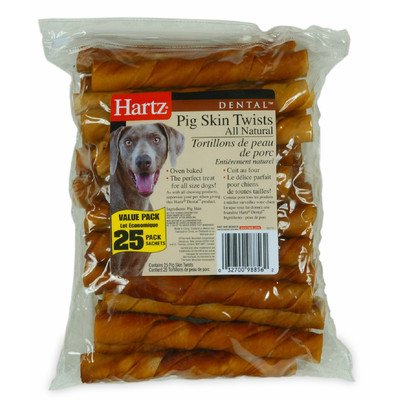 Pig Skin Twist for Dog