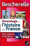 Bescherelle Chronologie de l'histoire...
