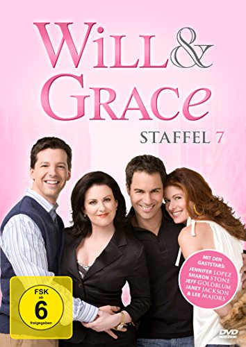 Will & Grace - Staffel 7 [4 DVDs]