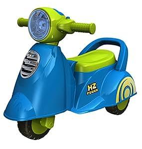 EZ' Playmates Ez' Playmates Fab N Funky Baby Ride On Italian Scooter Blue