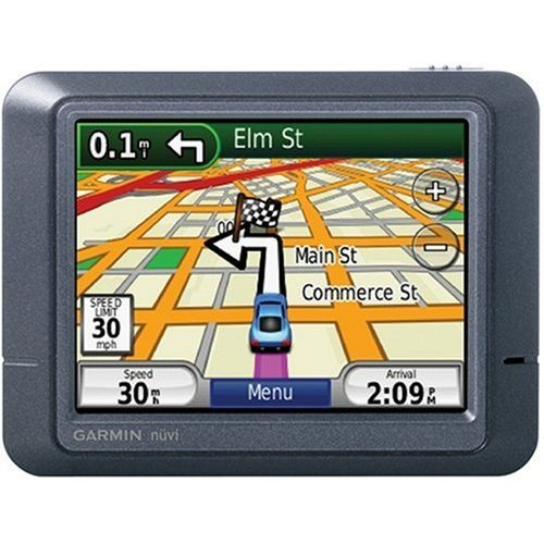 Garmin nüvi 265/265T 3.5-Inch Bluetooth Portable GPS Navigator with Traffic (Factory Refurbished)