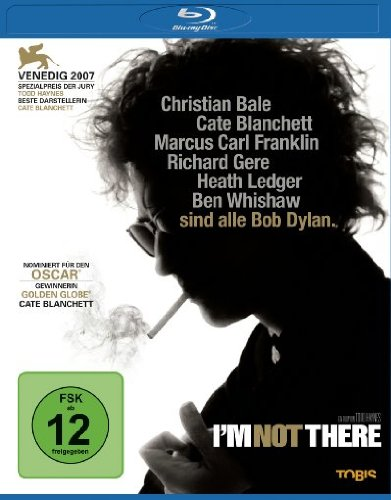 I'm Not There [Alemania] [Blu-ray]