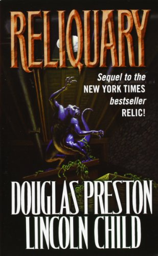 Reliquary (Pendergast, Book 2) front-305485