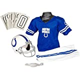 Franklin Sports NFL Indianapolis Colts Deluxe Youth Uniform Set, Medium