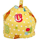 Winnie The Pooh Childrens 'ABC' Nursery / Bedroom Bean Bag COVER ONLY