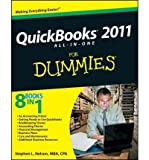 img - for QuickBooks 2011 All-in-One For Dummies (For Dummies (Computers)) (Paperback) - Common book / textbook / text book