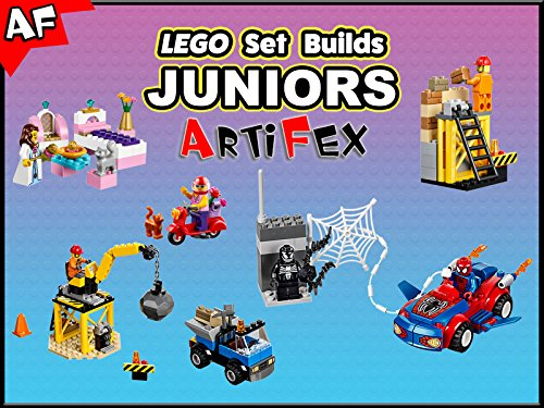 Clip: Lego Set Builds Juniors - Season 1
