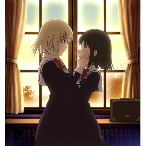 OVA 「 乙女はお姉さまに恋してる ~2人のエルダー~ 」 THE ANIMATION VOL.1 [Blu-ray]