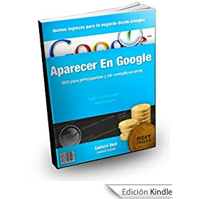 Aparecer en Google. SEO para principiantes