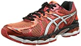 Asics, T435N 3097, Scarpe sportive, Uomo, Multicolore (FL.Orange/Light/R), 42