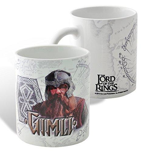 Il Signore degli Anelli - Tazza in Ceramica di Gimli