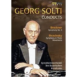 Solti conducts the Symphonieorchester des Bayerischen Rundfunks