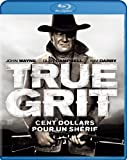 True Grit / Cent Dollars pour un shérif (Bilingual) (1969) [Blu-ray]
