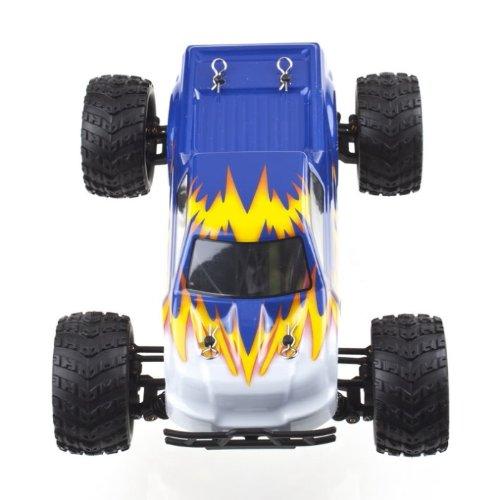 YKS 1:18 4WD Bigfoot Monster Radio Control Truck E18MT