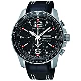 Seiko Gents Sportura Chronograph Watch SNAE95P2
