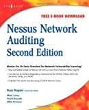 Book Cover for Nessus Network Auditing, Second Edition