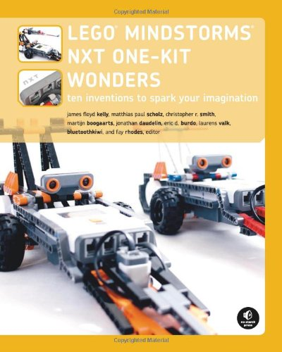 LEGO MINDSTORMS NXT One-Kit Wonders: Ten Inventions 