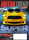 img - for Motor Trend Magazine February 2012 (Vol. 64 No.2) book / textbook / text book