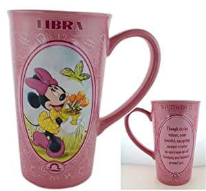 disney sternzeichen tasse waage minnie maus k che haushalt. Black Bedroom Furniture Sets. Home Design Ideas