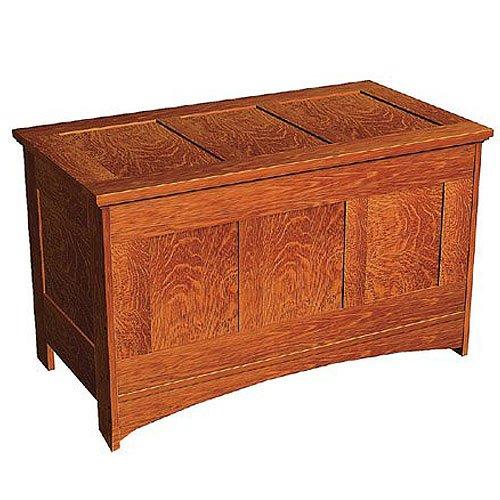 Bedfur best bedroom furnitures for Blanket chest designs