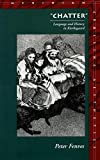 img - for  Chatter : Language and History in Kierkegaard (Meridian: Crossing Aesthetics) book / textbook / text book