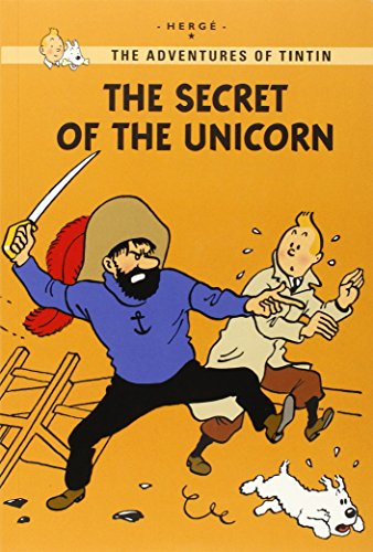 Tintin Young Readers Edition. The Secret of the Unicorn (Adventures of Tintin)