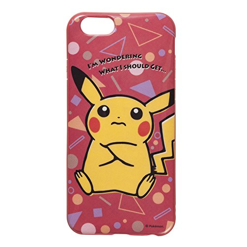 ポケモンセンターオリジナル ラウンドソフトジャケット for iPhone 6/6s Pokémon Market ピカチュウ