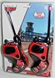 Disney Cars Walkie Talkies with Morse Code Function