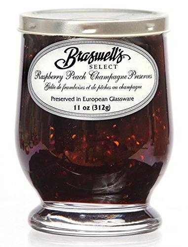 Braswell's Raspberry Peach Champagne Preserve