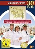 : Das Traumschiff - Jubiläums-Edition - 30 Jahre (New Orleans-Sydney / Kilimandscharo-Malediven-Indien-Peru-Miami / New York-Savannah-Salvador de Bahia) [3 DVDs]
