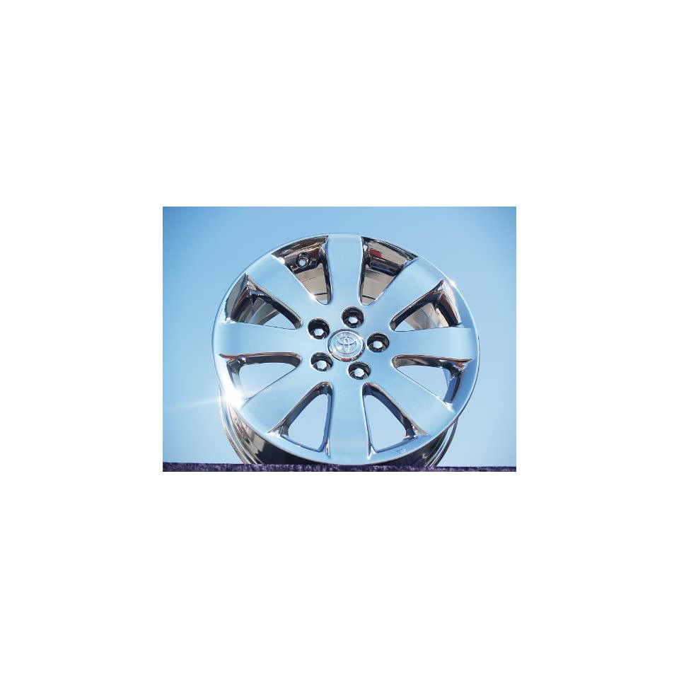 Toyota Avalon Set of 4 genuine factory 17inch chrome wheels
