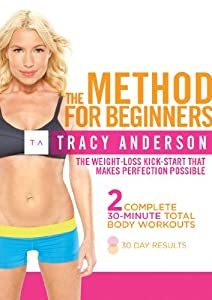 Tracy Anderson: Method For Beginners: Intro Series