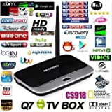 "Quad Core Android 4.2 TV Box (MINI PC) ""ATV"" con 1.8GHz CPU"