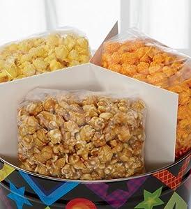 3 Flavor Refill Bags - 2 Gallon 3-Flavor Refill