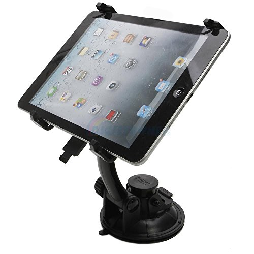 Rotating Car Air Vent Mount Stand Holder Cradle for Samsung Galaxy Tab3 Tab4 T210 T310 T230 T330 7-8inch Tablet PC