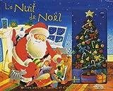 echange, troc Clement-Clarke Moore, Stephen Holmes - La Nuit de Noël : Un livre enrichi de lumières et d'une musique de Noël