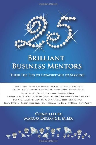 Business Book: 25 Brilliant Business Mentors